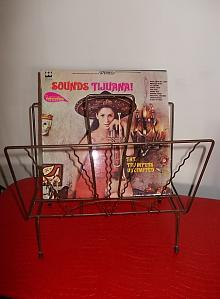 Record/Magazine Rack