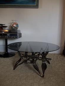 Retrofunk furniture for sale for Heavy glass coffee tables