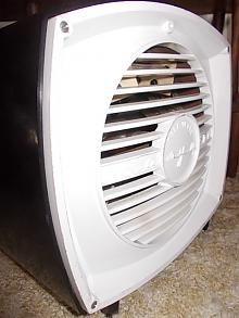 Bakelite Kosyair Fan Heater