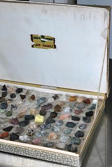 New Zealand Mineral Collection
