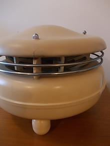 Space Age Bakelite Heater