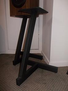 Vintage Mission Speaker Stands