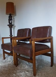 Pair of 1960s Den Chairs